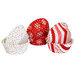 Martha Stewart Crafts - Holiday - Cupcake Wrappers - Candy Cane, BRAND NEW