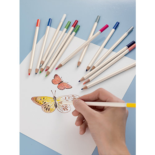 Martha Stewart Crafts - Colored Pencil Set - 36 Pieces
