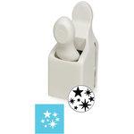 Martha Stewart Crafts - Craft Punch - Medium - Star Confetti