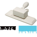 Martha Stewart Crafts - Edge Wing Punch - Drippy Goo