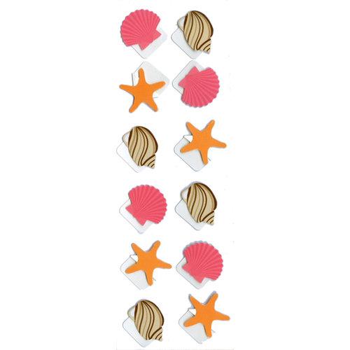 Martha Stewart Crafts - Photo Corners - Shell, CLEARANCE