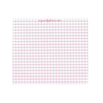 My Sweet Petunia - MISTI - Grid Paper Pad - Mini