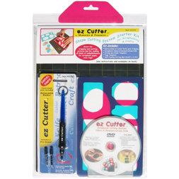 Memories & Treasures - EZ Cutter - Shape Cutting System Starter Kit , CLEARANCE