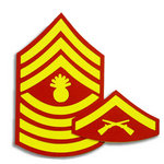 Memories In Uniform - Laser Cut - Marine Corps Enlisted Rank Kit