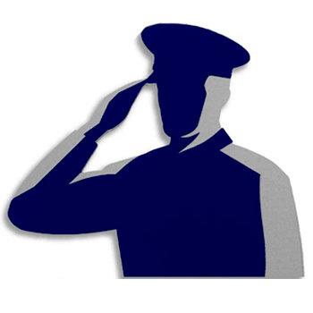Memories In Uniform - Laser Cut - Air Force Hero Male