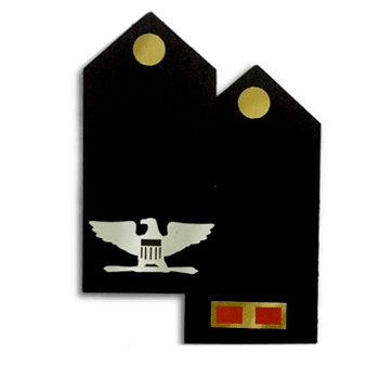Memories In Uniform - Laser Cut - Marine Corps Officer Rank Kit