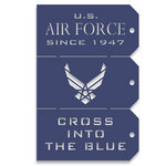 Memories In Uniform - Laser Cut - Air Force Tag Set