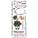 Memories In Uniform - Rub On Transfers - Tattoos - United States Marine Corps