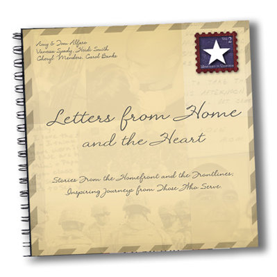 Memories In Uniform - Idea Book - Letters from Home