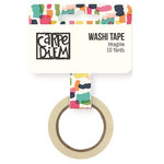 Simple Stories - Crafty Girl Collection - Washi Tape - Imagine