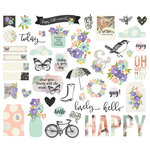 Simple Stories - Bliss Collection - Bits and Pieces