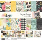 Simple Stories - I Am Collection - 12 x 12 Collection Kit with Foil Accents