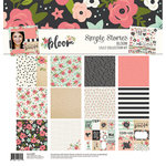 Simple Stories - Bloom Collection - 12 x 12 Collection Kit
