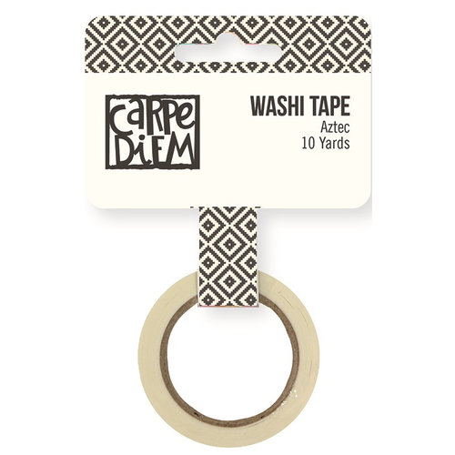 Simple Stories - Good Vibes Collection - Washi Tape - Aztec
