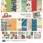 Simple Stories - Travel Notes Collection - 12 x 12 Collection Kit