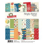 Simple Stories - Travel Notes Collection - 6 x 8 Paper Pad