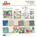 Simple Stories - Travel Notes Collection - 12 x 12 Collector's Essential Kit