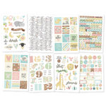 Simple Stories - Oh, Baby Collection - Cardstock Stickers
