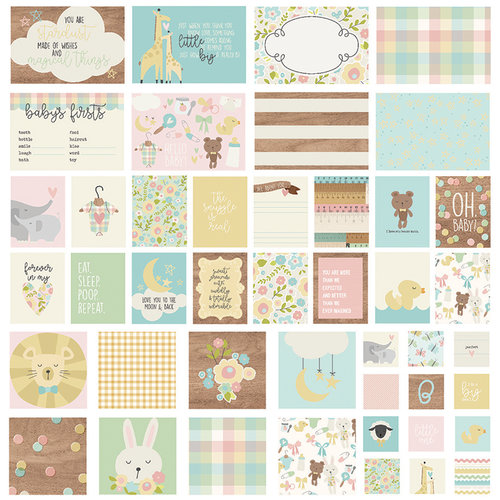 Simple Stories - Oh, Baby Collection - SNAP Cards