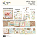 Simple Stories - Oh, Baby Collection - 12 x 12 Collector's Essential Kit