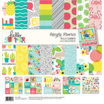 Simple Stories - Hello Summer Collection - 12 x 12 Collection Kit