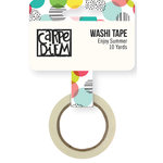 Simple Stories - Hello Summer Collection - Washi Tape - Enjoy Summer