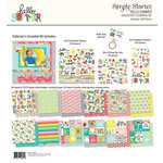 Simple Stories - Hello Summer Collection - 12 x 12 Collector's Essential Kit