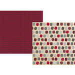Simple Stories - Plaid Dad Collection - 12 x 12 Double Sided Paper - 1 Dad