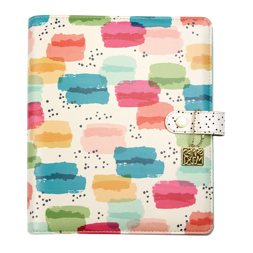 Carpe Diem - A5 Planner - Color Wash - Binder Only