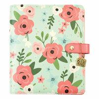 Carpe Diem - A5 Planner - Mint Blossom - Binder Only