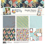 Simple Stories - Welcome Spring Collection - 12 x 12 Collection Kit
