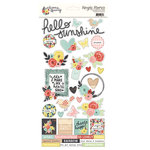 Simple Stories - Welcome Spring Collection - Cardstock Stickers