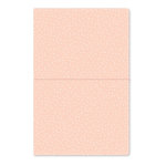 Simple Stories - Carpe Diem - Traveler's Notebook - Blush Speckle