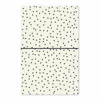 Carpe Diem - Traveler's Notebook - Cream Dot