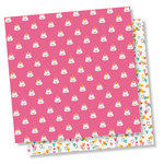 Simple Stories - Dream Big Collection - 12 x 12 Double Sided Paper - Be Meowgical
