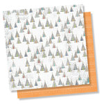 Simple Stories - Lil' Dude Collection - 12 x 12 Double Sided Paper - Never Grow Up