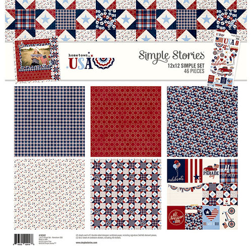 Simple Stories Hometown USA Collection Kit