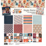 Simple Stories - Forever Fall Collection - 12 x 12 Collection Kit