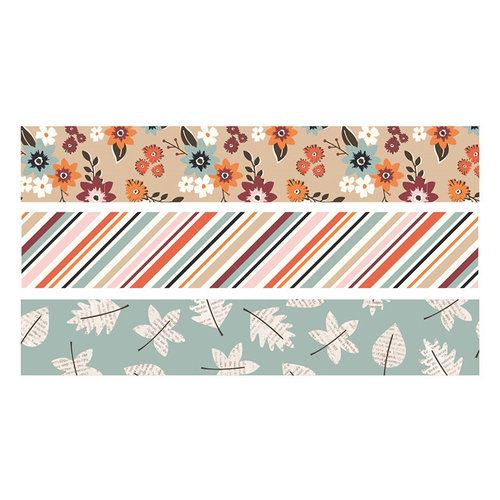 Simple Stories - Forever Fall Collection - Washi Tape