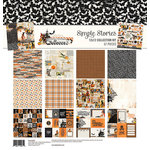 Simple Stories - Simple Vintage Halloween Collection - 12 x 12 Collection Kit