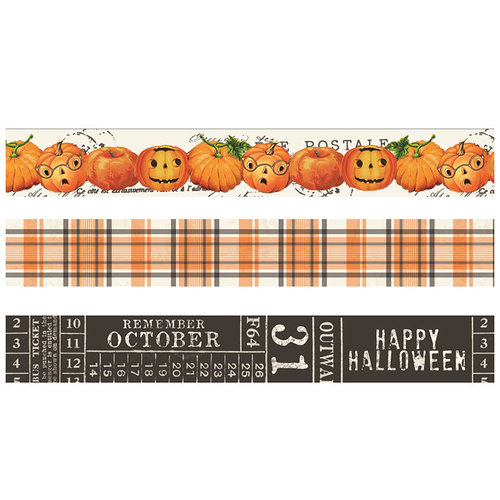 Simple Stories - Simple Vintage Halloween Collection - Washi Tape