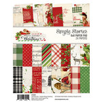 Simple Stories - Simple Vintage Christmas Collection - 6 x 8 Paper Pad
