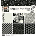 Simple Stories - 2019 Collection - 12 x 12 Collection Kit