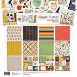 Simple Stories - School Rocks Collection - 12 x 12 Collection Kit