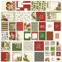 Simple Stories - Simple Vintage Christmas Collection - SNAP Cards