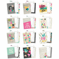 Carpe Diem - Good Vibes Collection - A5 Planner - Inserts - Monthly - Undated