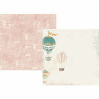 Simple Stories - Simple Vintage Traveler Collection - 12 x 12 Double Sided Paper - Take Me Away