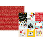 Simple Stories - Say Cheese 4 Collection - 12 x 12 Double Sided Paper - 4 x 4 Elements