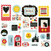 Simple Stories - Say Cheese 4 Collection - Tags and Frames
