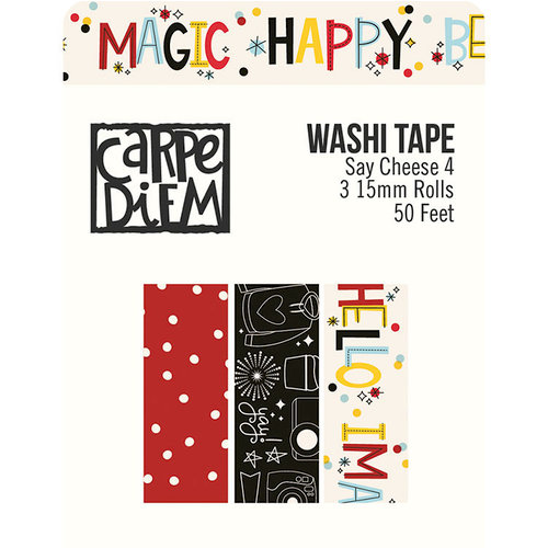 Simple Stories - Say Cheese 4 Collection - Washi Tape